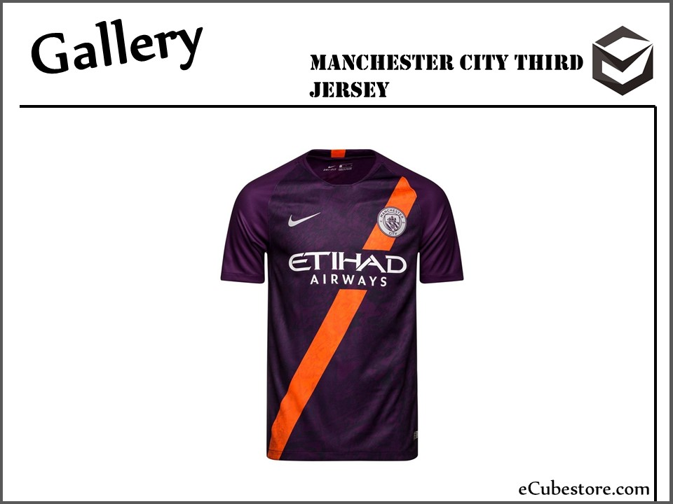 outlet store 1f72c f0bfc Jersey - Manchester City Third Jersey 2018/2019 Football Jersey Online  Malaysia | Jersey Clothing Murah Harga Price