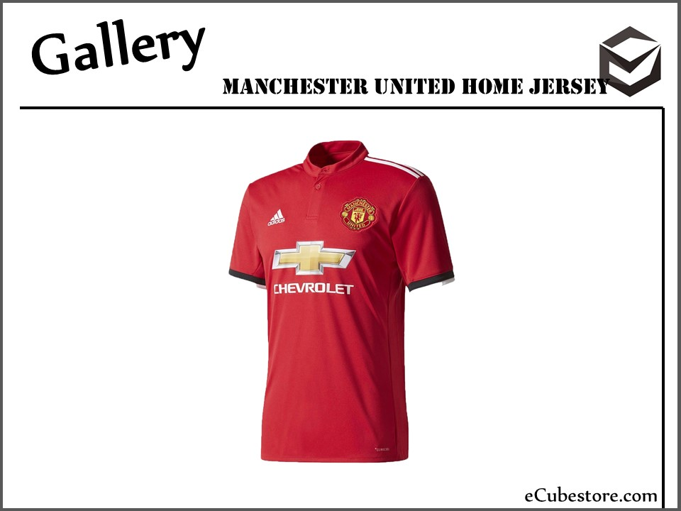 online store 081b2 25e91 Jersey - Manchester United Home Jersey 2017/2018 Football Jersey Online  Malaysia | PrestoMall - Jersey & tops