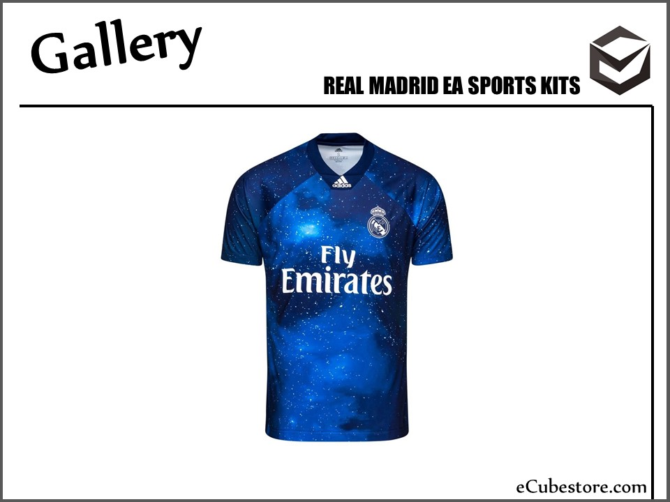 774e1310551 Jersey - Real Madrid EA Sports Kits Edition 2018 2019 Football Jersey  Online Malaysia